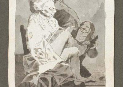 Goya - Caprichos 207