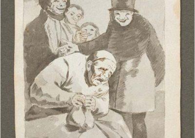 Goya - Caprichos 208