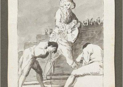 Goya - Caprichos 211