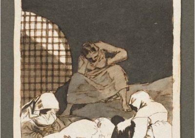 Goya - Caprichos 212