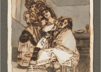 Goya - Caprichos 213