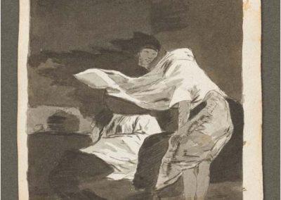 Goya - Caprichos 214