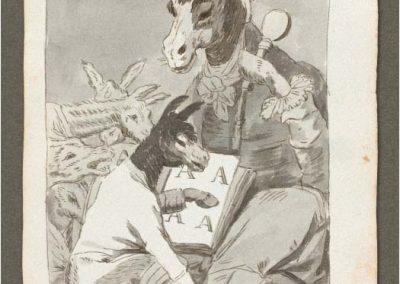 Goya - Caprichos 215