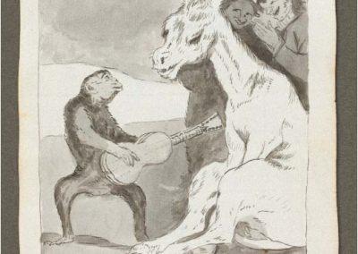 Goya - Caprichos 216