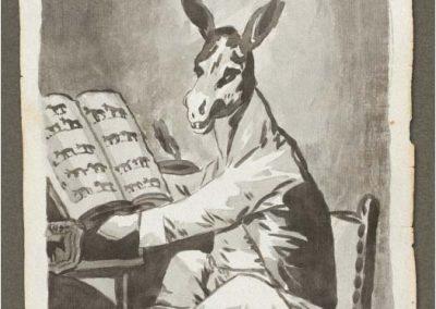 Goya - Caprichos 217