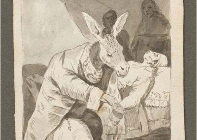 Goya - Caprichos 218