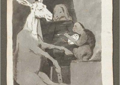 Goya - Caprichos 219