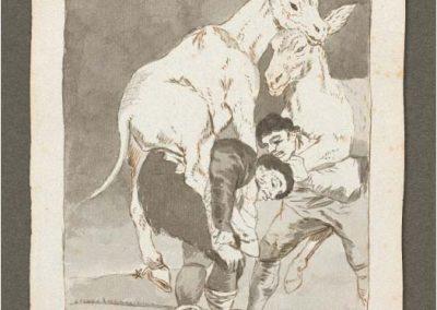 Goya - Caprichos 220