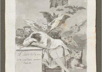 Goya - Caprichos 221