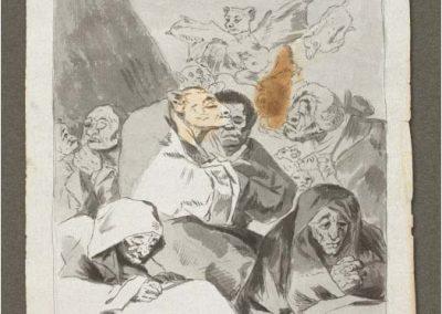 Goya - Caprichos 224