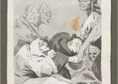 Goya - Caprichos 225