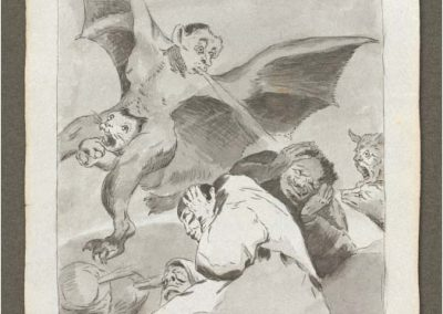 Goya - Caprichos 226