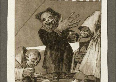 Goya - Caprichos 227