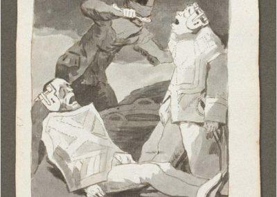 Goya - Caprichos 228