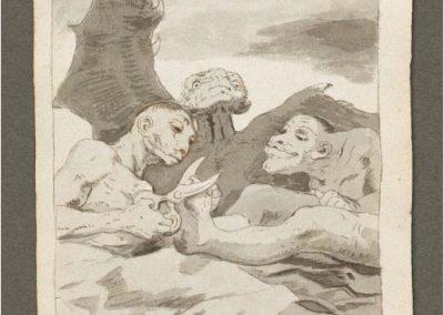 Goya - Caprichos 229