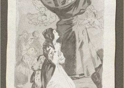 Goya - Caprichos 230