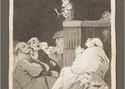 Goya - Caprichos 231