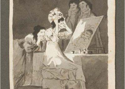 Goya - Caprichos 233