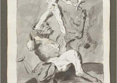 Goya - Caprichos 234