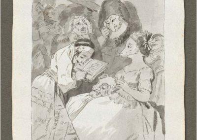 Goya - Caprichos 235