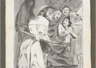 Goya - Caprichos 236
