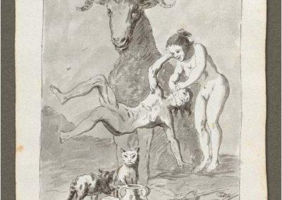 Goya - Caprichos 238