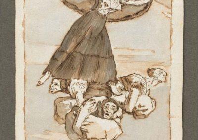 Goya - Caprichos 239