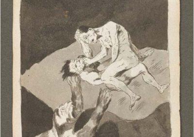 Goya - Caprichos 240