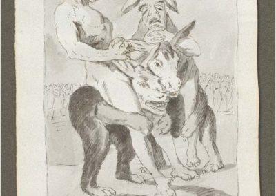 Goya - Caprichos 241