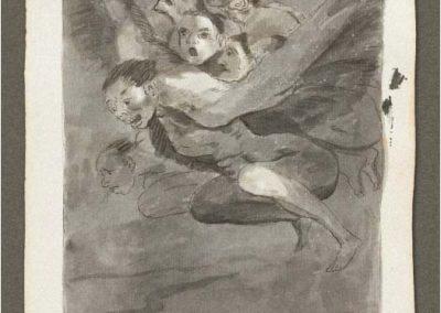 Goya - Caprichos 242