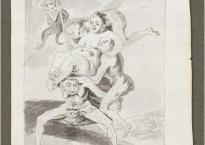 Goya - Caprichos 243