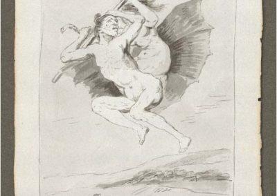 Goya - Caprichos 244