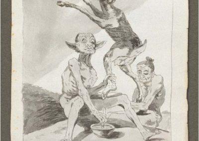 Goya - Caprichos 245