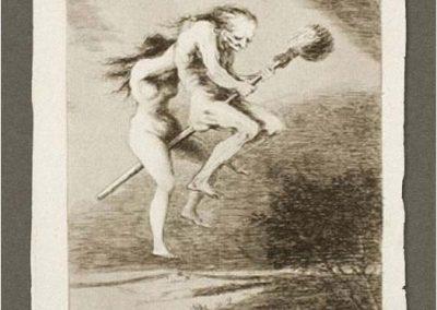 Goya - Caprichos 246