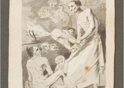 Goya - Caprichos 247