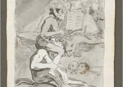 Goya - Caprichos 248
