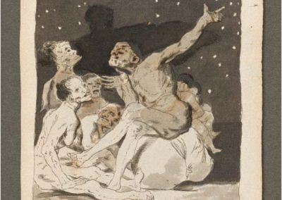 Goya - Caprichos 249