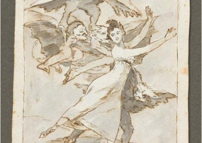 Goya - Caprichos 250