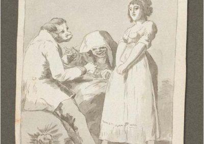 Goya - Caprichos 251