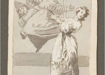 Goya - Caprichos 252