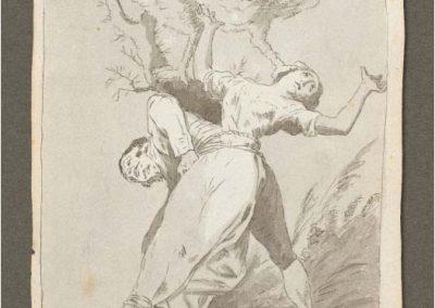 Goya - Caprichos 253