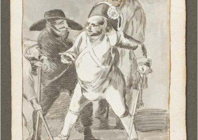 Goya - Caprichos 254