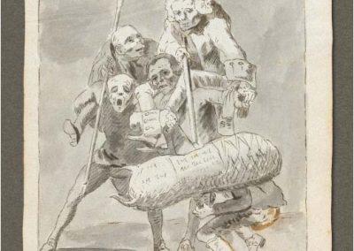 Goya - Caprichos 255