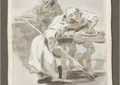 Goya - Caprichos 256