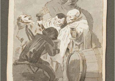Goya - Caprichos 257