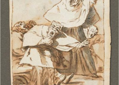 Goya - Caprichos 258