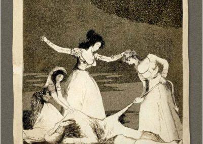 Goya - Caprichos 259