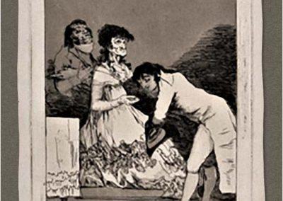 Goya - Caprichos 261