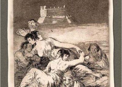Goya - Caprichos 262