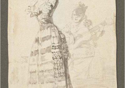 Goya - Caprichos 266